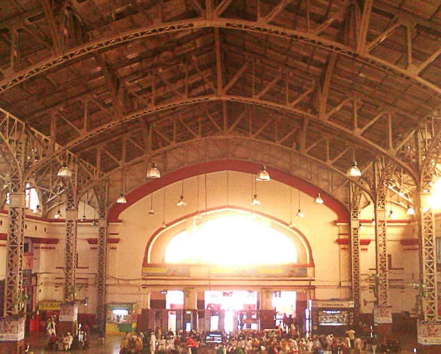 Mumbai Central Railway Station
